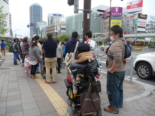 神戸バリアフリー観光調査 南京町