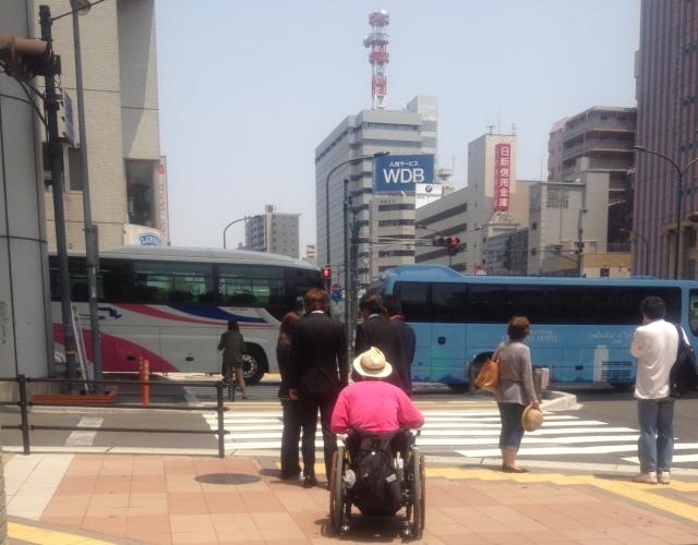 阪神電鉄神戸三宮駅から神戸市勤労会館へのアクセス 2014